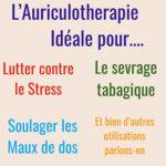 L'auriculothérapie, l'offre de Stress-off pour novembre 2019