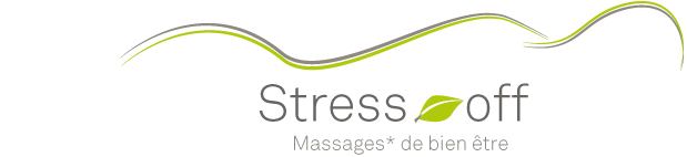 logo stress-off massages bien être le Taillan médoc